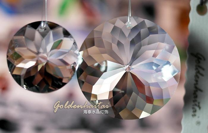 Crystal chandelier prisms light database light ideas crystal prism crystal chandelier parts crystal parts haitai mozeypictures Choice Image