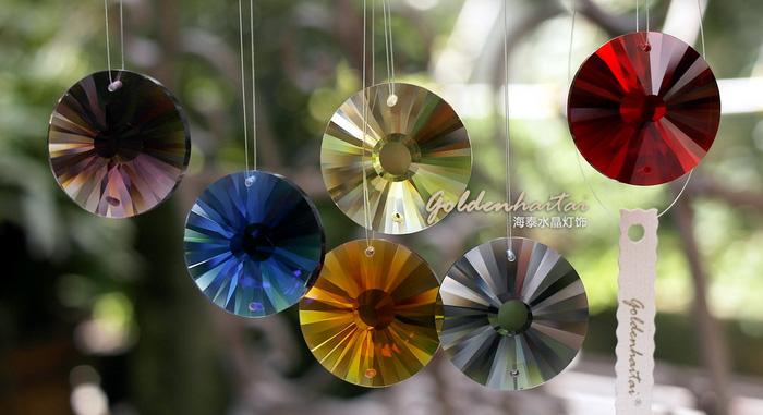 Crystal Prism Crystal Chandelier Parts Crystal Parts Haitai Crystal Supplier